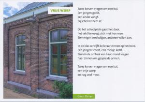 Gedicht Geert Zomer